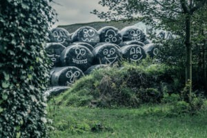 Silageballen ökologische ibp