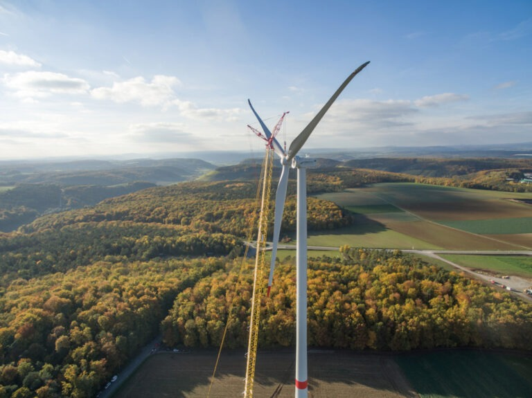 nachhaltige energieversorgung
